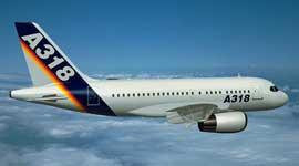 Trainingsflugzeug ist die TirStar AeroConstruct Airbus A 318