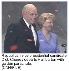 Image result for halliburton, cheney