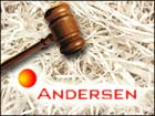 research the subject of enron and arthur andersen relationship