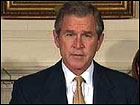 Bush received two loans from Harken - Jul. 11, 2002