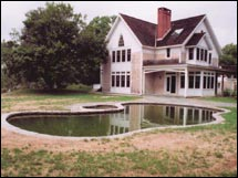Lyme, CT home from anti-smugglnig bust. Sold for $3.4 million.
