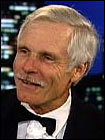 AOL Time Warner Vice Chairman Ted Turner