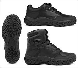 Oakley's limited civilian version of the Elite Special Forces assault shoe and boot debut May 1.