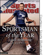 Attention given to Armstrong, despite the lack of U.S. fans who actually watch him compete, is worth millions to his sponsors.