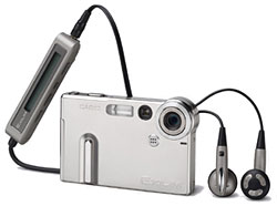 Casio EXM20 digital camera, priced at $329.99 (Courtesy:Casio)