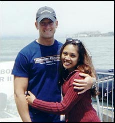 Michael Wentzel and his girlfriend, Jenn, consider themselves a frugal couple.