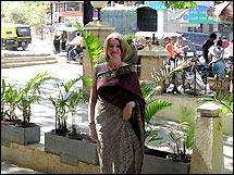 Geri Golemme, Bostonian in Bangalore