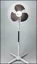 The Recalled 18 Inch Pedestal Floor Fan Has The Model Number