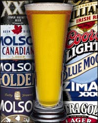 The proposed Molson Coors merger would combine some of the world's best-selling beer brands.