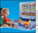 The V.Smile plug-and-learn gaming console from VTech Electronics. (Price:$59.99)