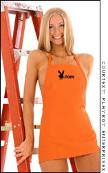 Home Depot supervisor Rachel Parks, one of the models featured in the previous pictorial, called it a