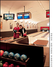 The His and Hers bowling center for $1.45 million.
