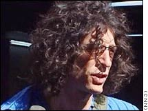 Howard Stern talks Wednesday about his jump to satellite radio.