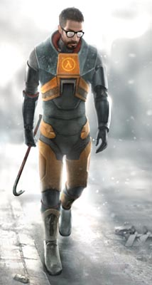 Gordon Freeman's long march to retail is finally coming to an end.