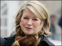 Martha Stewart is now serving her five-month prison sentence  in a West Virginia prison.