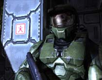 The Master Chief continues the fight with the Covenant in