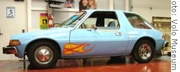 AMC Pacer used in the movie