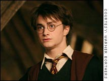 The sixth Harry Potter book is due out July 16 in the world's largest English-speaking markets.