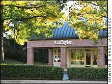 Ann Taylor store at the The Shops center in Germantown, TN.