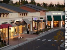 The Shops at Briargate in Colorado Springs.