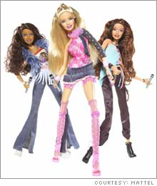 Barbie, Simone and Tori are ready to be the next