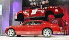 Dodge Charger unveiled