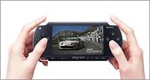 Sony's PSP will go on sale March 24.