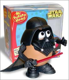 Hasbro, which is the master licensee for Star Wars toys, this month launched the new