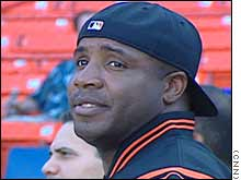 Reports that Barry Bonds used steroids probably makes him the biggest endorsement loser as he approaches the home run record.
