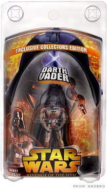 The Lava Reflection Darth Vader will be available exclusively at Target. (Price:$15)