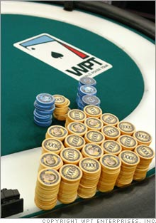 World poker tournament chips regole roulette blackjack