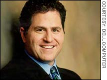 Michael Dell, billionaire chairman of Dell Inc., has given Red Hat a $99.5M injection.