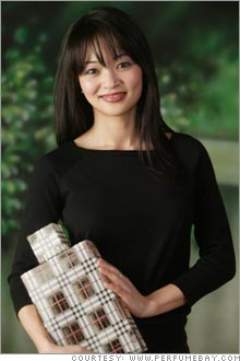 Perfume Bay's Jacqueline Tran