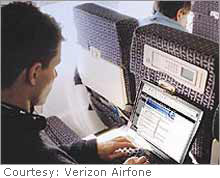 Reports say United is set to announce plans to provide wireless Internet service to passengers by 2006.