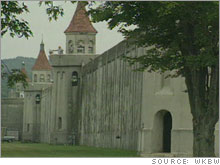 If Kozlowski and Swartz get six years or more, they're headed to any one of 17 maximum-security prisons in New York. The Attica Correctional Facility is pictured here.