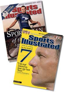 Armstrong has taken a sporting event few Americans ever cared about in the past and put in front and center for U.S. sports fans.