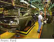 Ford to unveil new restructuring plan in fall 39 05 aug for Ford motor company pension calculator
