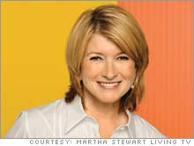 She's not a good thing. Ratings for Martha Stewart's version of