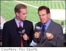 SportsBiz: Are sports announcers worth their millions? - Oct. 21, 2005