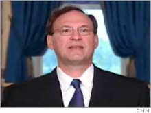 Judge Samuel Alito, President Bush's latest nominee for Supreme Court Justice