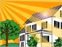 Can solar power increase home buying clout?