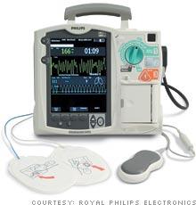 philips q cpr machine provides paramedic feedback dec 1 2005