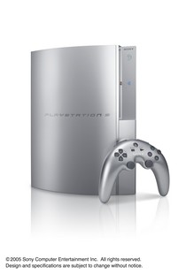 Sony's PlayStation 3 is expected to release later this year.