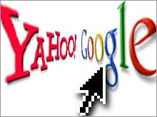 Yahoo! and Google are battling for online search supremacy.