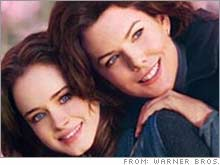 WB's 'Gilmore Girls' will be one of the shows on the new CW network, officials said.