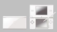 The Nintendo DS Lite is 2/3 the size of its predecessor.