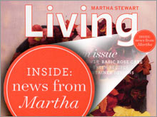Ad sales and circulation are on the upswing for several Martha Stewart Living Omnimedia publications, most notably at the flagship magazine.
