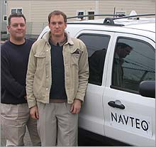Navteq employees