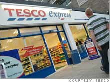U.K. retailer Tesco said it is bringing a new grocery store format to the U.S. designed specifically for the American market.
