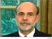 Wall Street is worried about how much higher new Fed chair Ben Bernanke will raise interest rates.